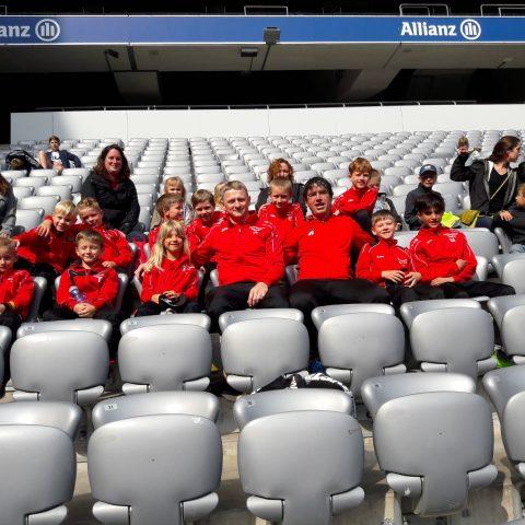 F1 und F2 in der Allianz Arena 2018 – 3